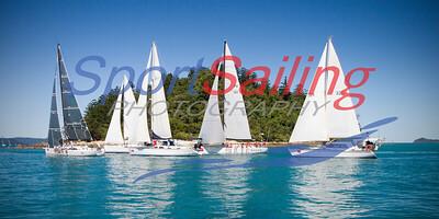 Panoramic shot #3 - Hamilton Island Race Week 2014