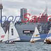 Historical 18ft Skiffs - finish line