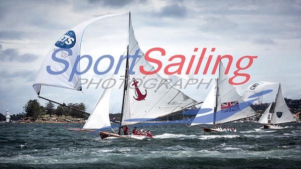 Yendys, Austrlaia IV, Alruth - Australian Championships 2016