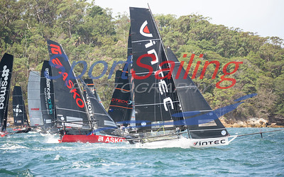 18ft Skiffs JJ Giltinan Photography by Beth Morley / www.sportsailingphotography.com
