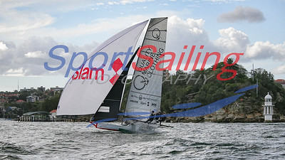 Quality Marine Clothing  - JJ Giltinan 2019 18ft Skiff Championships