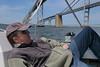 Siesta at the Bay Bridge