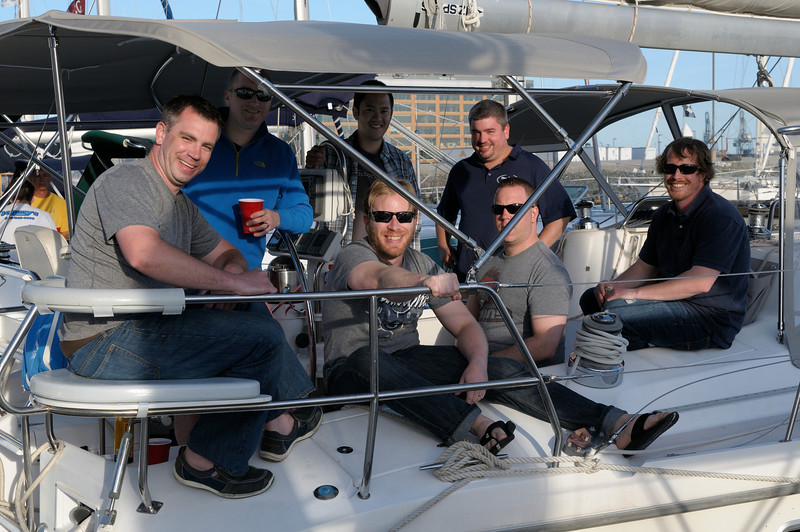 "Crew of the ""Jenny Ann"""
