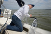 Trimming the Head Sail