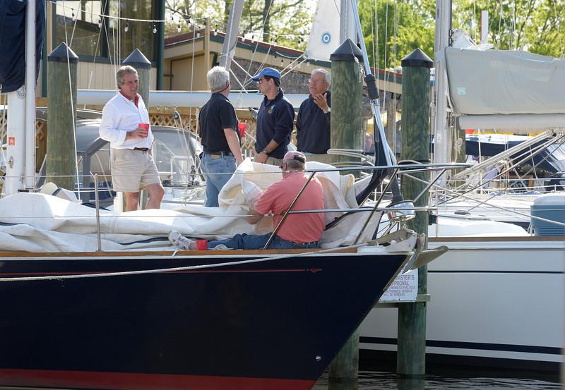 Mending Sail