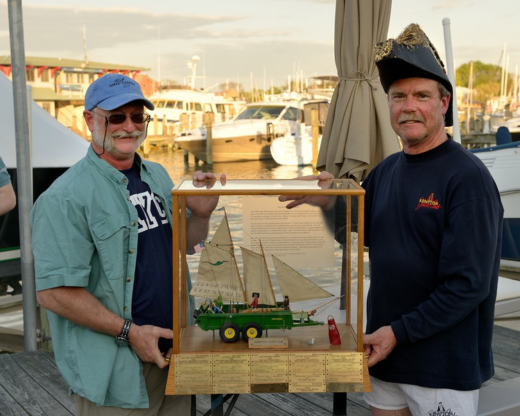 Capt Drew Emmits of Greybird 2015 Winner