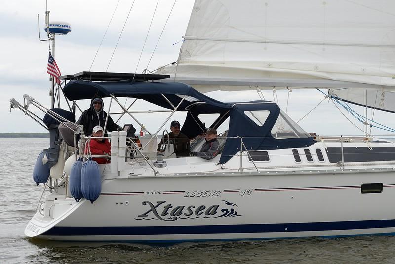 Xtasea Heading to Annapolis