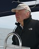 Capt Lowe at the Helm of Gail Force