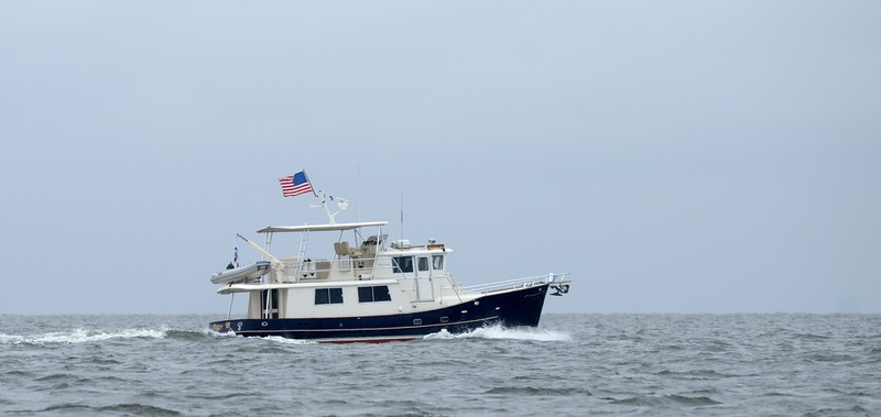 """""""Peggy B"""" Motors Back to Home Port...Thank you!!!"""