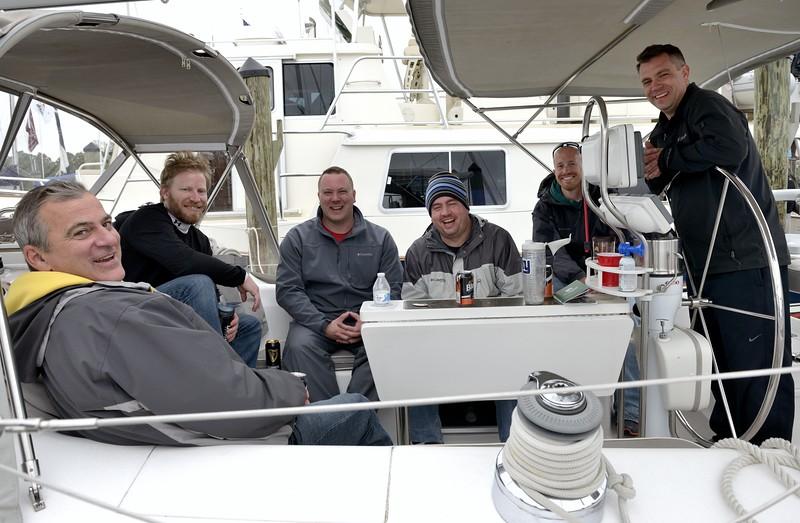"Crew of ""Jenny Ann"" (DNF)"