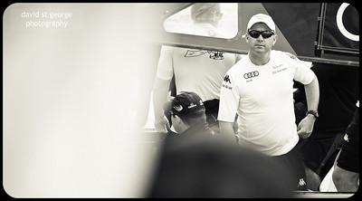 Gavin Brady, skipper of Mascalzone Latino Audi