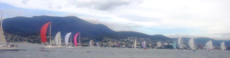 Long Sail 28 Nov 2015