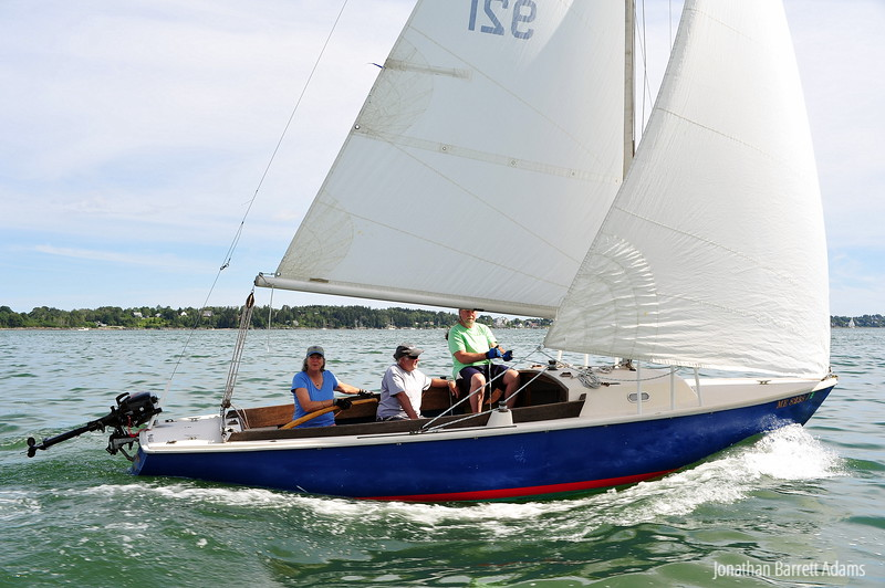 Panacea Racing Toward the Line