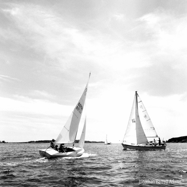 Port Tack, Starboard Tack