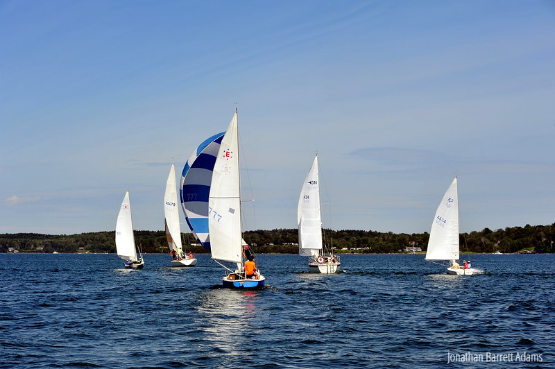 Racing Downwind