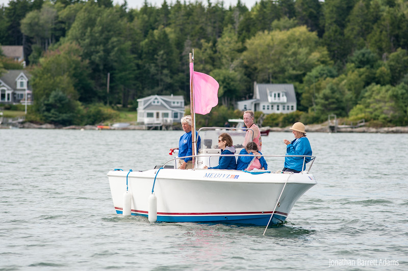Committee Boat