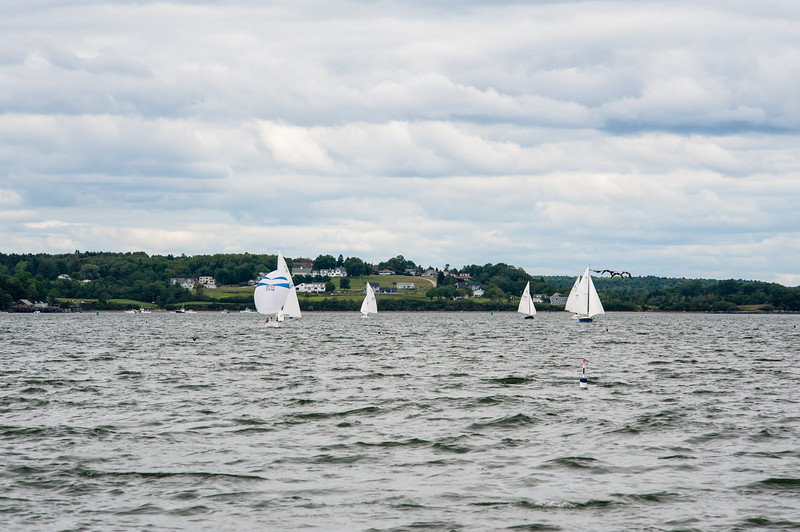Downwind from S. Merriman to Cox with Geese