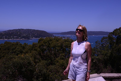 Our guest on a sunny day, West Head looking South East. As good as it gets.