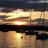 Sunset in Sippican Harbor
