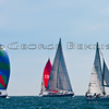 Newport Bucket Regatta<br /> Spinnakers