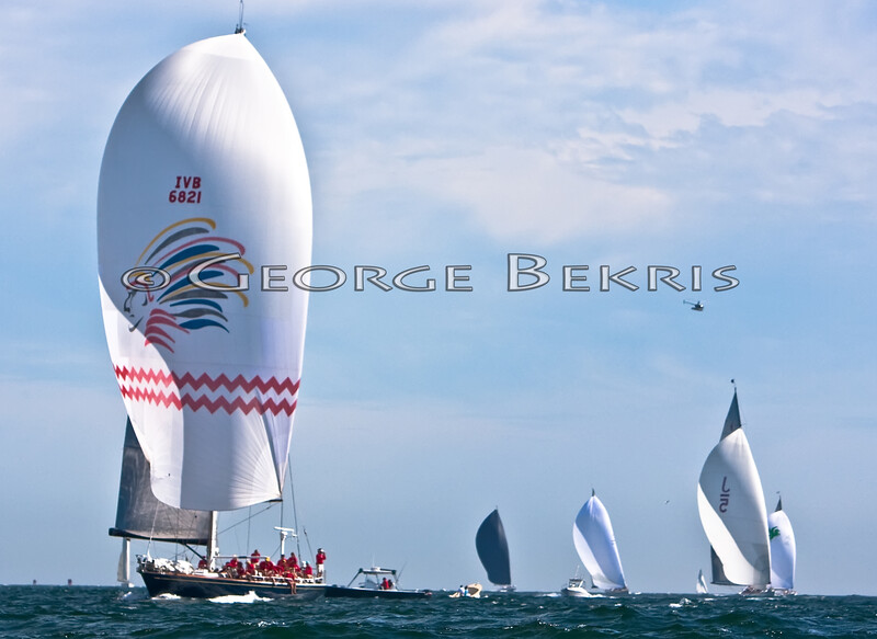 Newport Bucket Regatta<br /> Chippewa