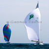 Newport Bucket Regatta<br /> White Wings Spinnaker