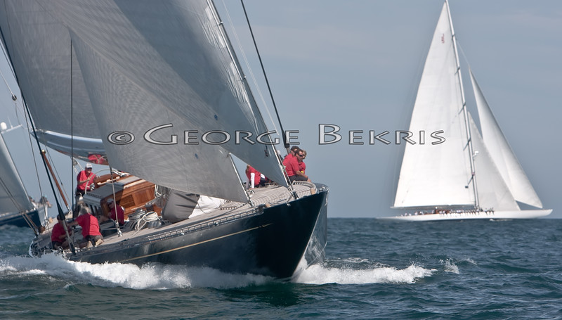 Newport Bucket Regatta<br /> Hanuman and  Ranger