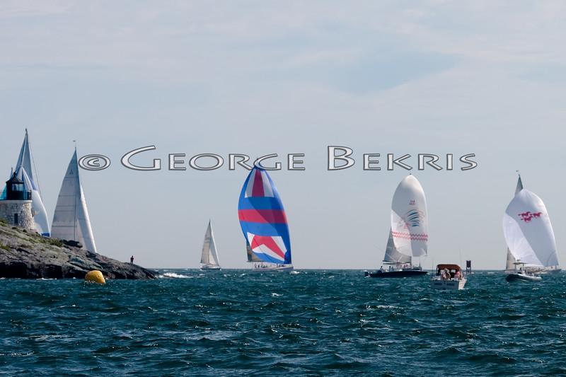 Newport Bucket Regatta<br /> Spinnaker Fleet