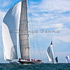 Newport Bucket Regatta<br /> Hanuman and Fleet