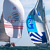 Newport Bucket Regatta  <br /> Timoneer and Chippewa Spinnaker