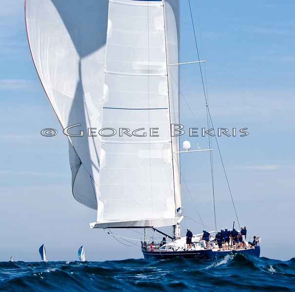 Newport Bucket Regatta<br /> VIrago