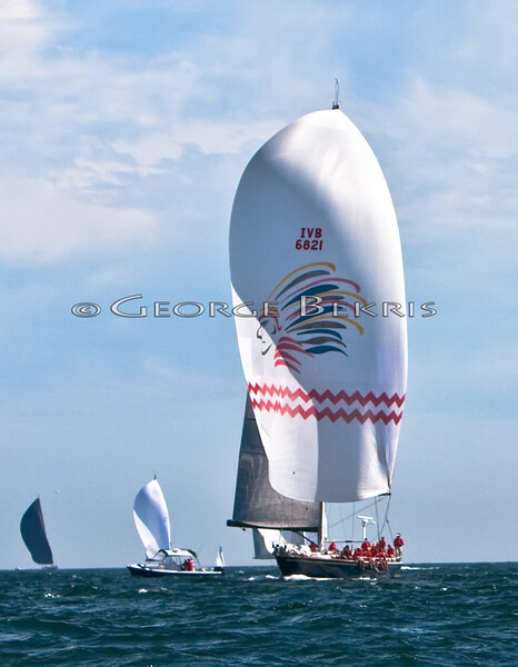 Newport Bucket Regatta <br /> Chippewa Spinnaker