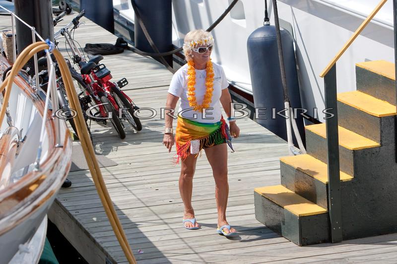 Newport Bucket Regatta <br /> Sea Diamond Crew
