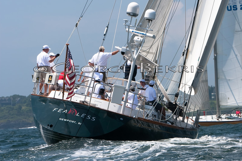 Newport Bucket Regatta <br /> Fearless