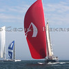 Newport Bucket Regatta<br /> Avalon Spinnaker