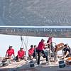 Newport Bucket Regatta<br /> Hanuman<br /> Jim Clark
