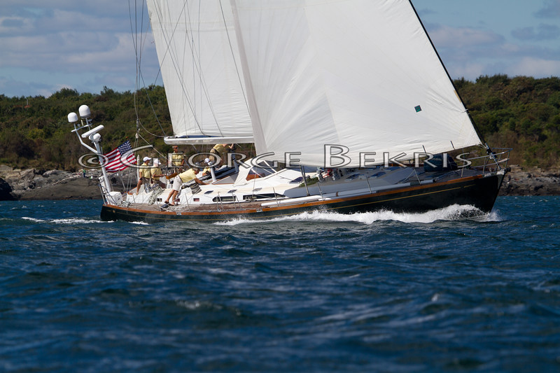 Fearless<br /> 219 <br /> Newport Bucket Regatta 2010