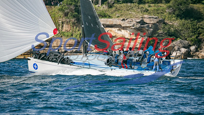 Gold Coast Yacht Race Photography by Sport Sailing Photography