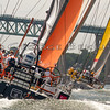Team Alvimedica and Abu Dhabi Ocean Racing