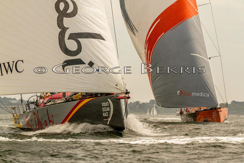 Abu Dhabi Ocean Racing and Team Alvimedica