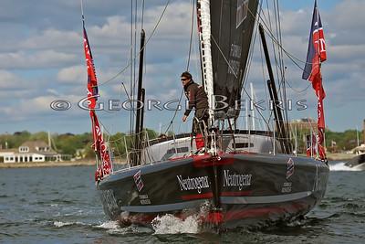 IMOCA Ocean Masters Newport Prologue 2014