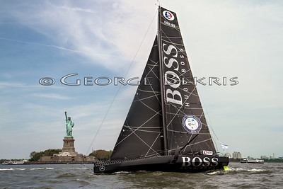 IMOCA Ocean Masters NY  - Parade of Sail 2016