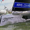 Spindrift Racing - KRYS Ocean Race 2012 Start