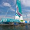 Musandam - Oman Sail - KRYS Ocean Race 2012 Start