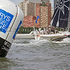 Groupe Edmond de Rothschild - KRYS Ocean Race 2012 Start