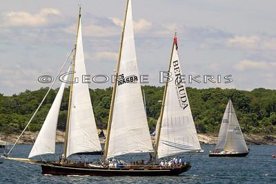 Newport Bermuda Race 2014