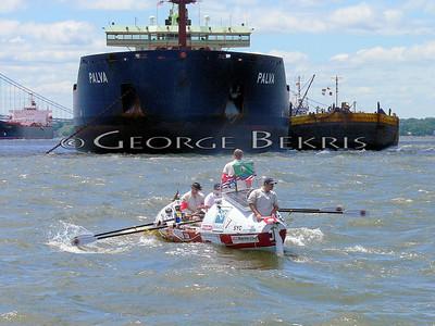 Shepherd Ocean Four's Transatlantic Race