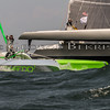 Paradox and Phaedo 3  -  Transatlantic Race 2015