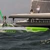 Paradox and Phaedo 3  -  Transatlantic Race 2015