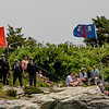 Transatlantic Race Committee at Castle Hill Light